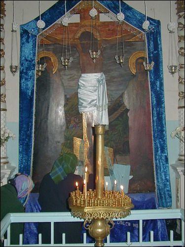 - Orthodox church of St. Aliaksandar Neuski.