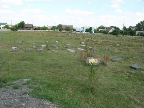 - cemetery Jewish.