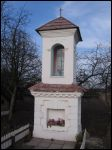 Šarašova.  Road chapel