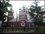 Davyd-Haradok - Orthodox church of the Holy Mother of Kazan.