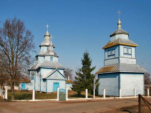 Rubiel.  Orthodox church of St. Michael the Archangel