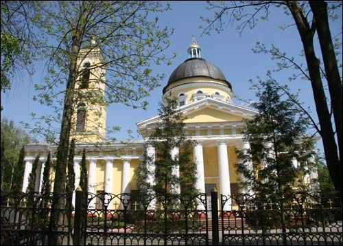 - Orthodox church of St. Peter and St. Paul.