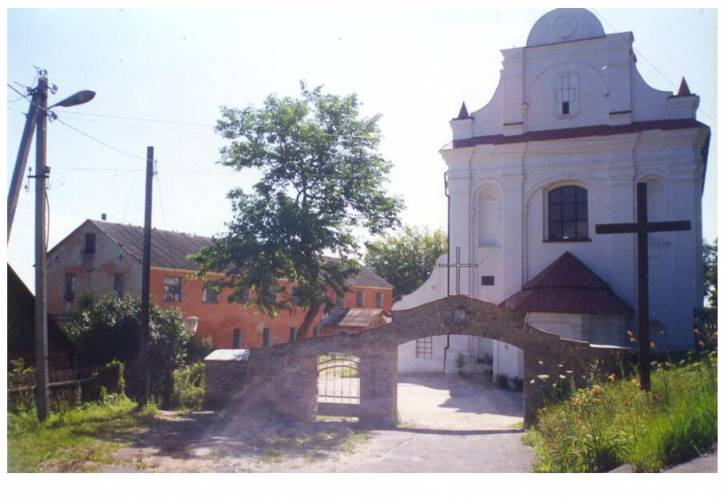 - Catholic church of St. Michael the Archangel and the Cistercians Convent.
