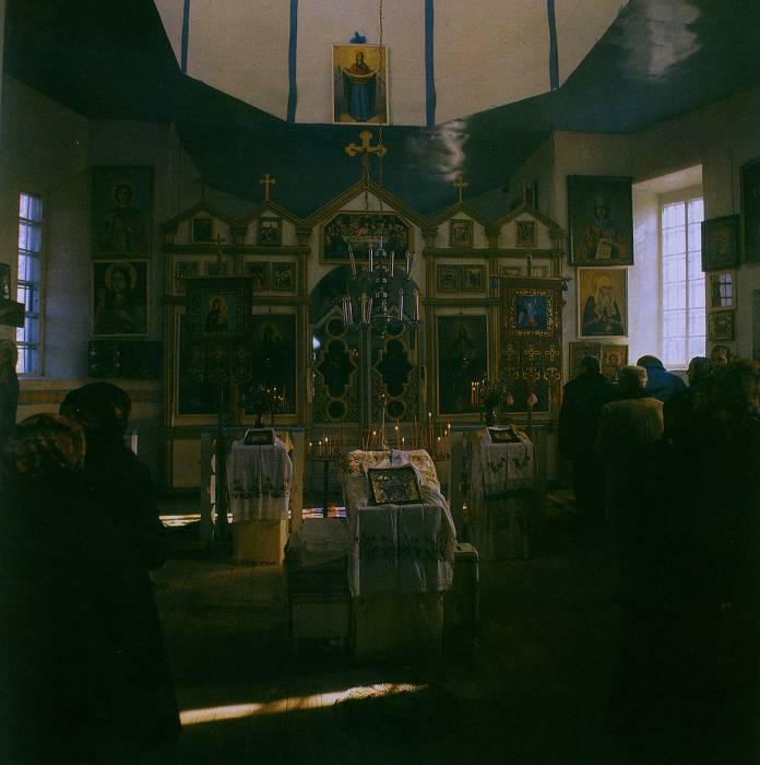- Царква Святой Параскевы Пятницы.