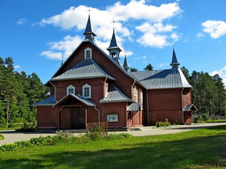 - Catholic church of St. Mary.