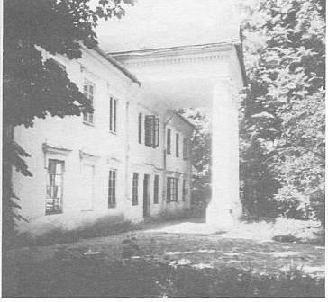 - Estate of Umiastoŭski.