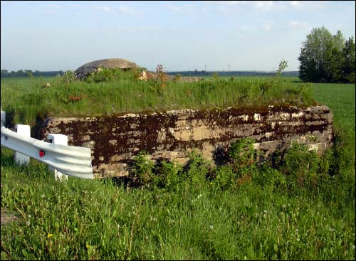 Smarhoń. Defensive Fortifications from WWI time