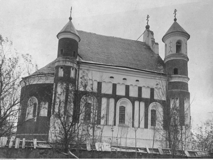 - Cerkiew Narodzenia NMP.