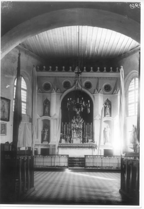 - Catholic church of St. Michael the Archangel.