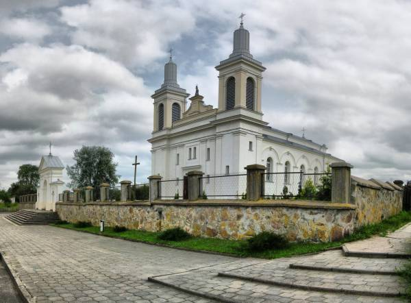 - Catholic church of St. Wenceslaus.
