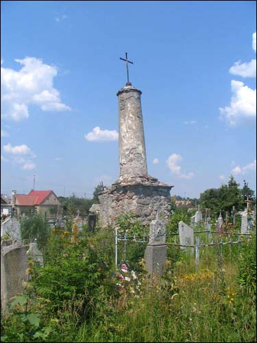 Vaŭkavysk. cemetery of Insurgents of 1863-64 and Polish soldiers of 1920