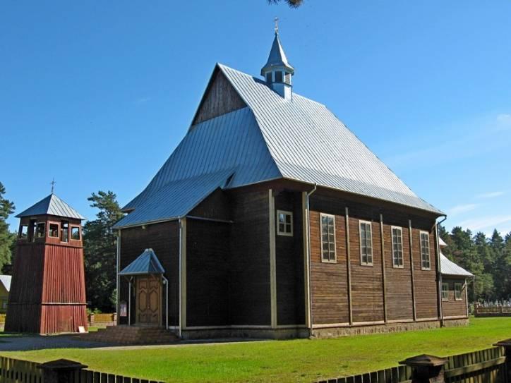 - Catholic church of St. George.