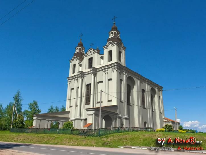 - Catholic church of St. Nicholas.