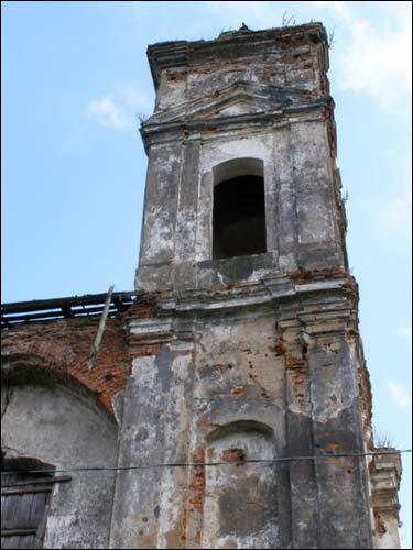 - Касцёл Святога Мікалая. Вежа, 07.2008
