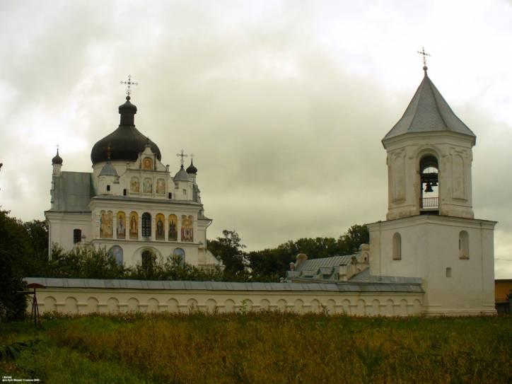 - Манастыр Святога Мікалая. Могилёв (монастырь православный Никольский осн. в 1636г.)