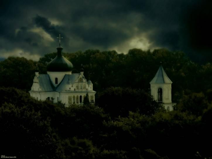 - Манастыр Святога Мікалая. Могилёв (монастырь православный Никольский)