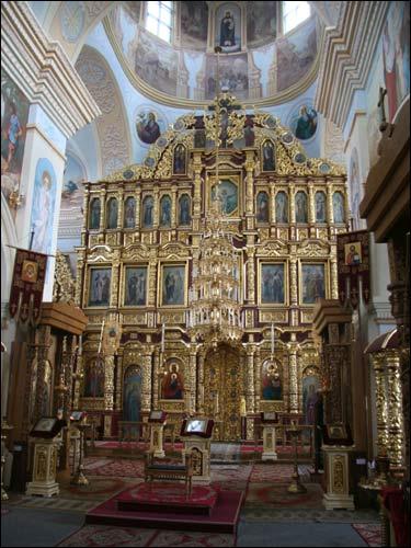 - Манастыр Святога Мікалая. Іканастас (09.06.2007)