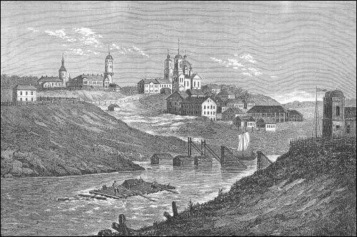 Могилёв. Город на старых фотографиях