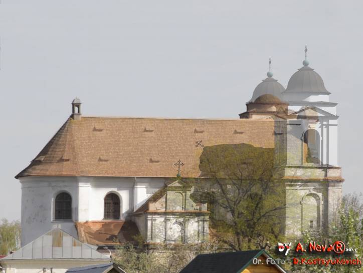 - Catholic church of St. Michael the Archangel and the Monastery of Jesuits.