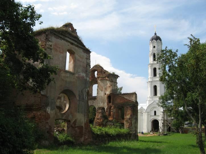 - Манастыр Успення Прасвятой Багародзіцы.