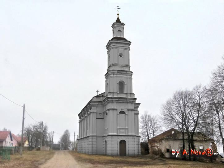 - Orthodox church of St. Anufry.