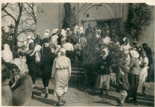 - Царква Покрыва Прасвятой Багародзіцы. Лето 1941.