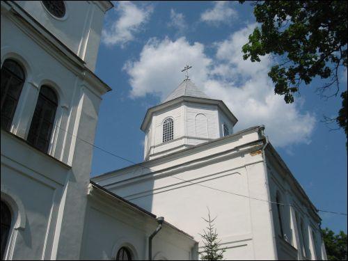 - Царква Святога Мікалая. Фрагмент (07.07.2006)