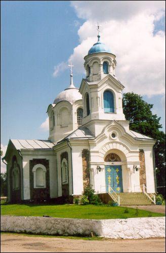 - Царква Покрыва Прасвятой Багародзіцы. Агульны выгляд (2003)