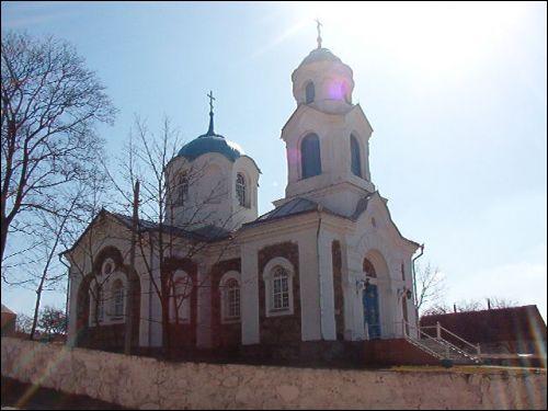 - Царква Покрыва Прасвятой Багародзіцы. Агульны выгляд