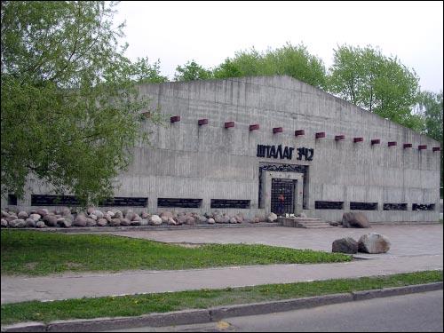 -  Мэмарыяльны комплекс «Шталаг 342». Мэмарыяльны комплекс «Шталаг 342» ў Маладзечне