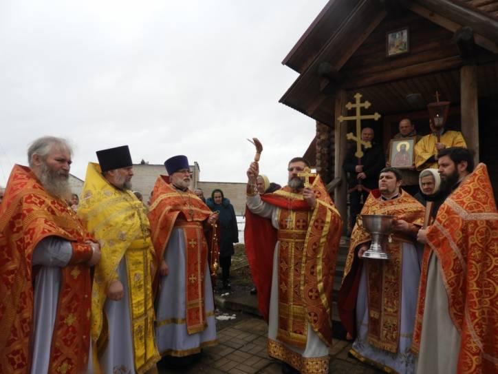 - Orthodox church of the Transfiguration.