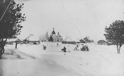 - Orthodox church of St. Kosma and St. Damian.