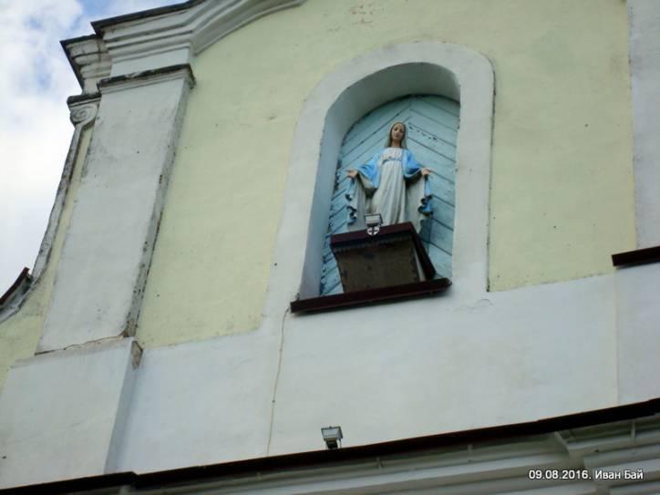 - Касцёл Беззаганнага Зачацця Найсвяцейшай Панны Марыі.