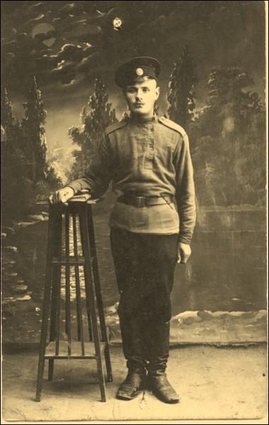 старые фото солдат царской армии