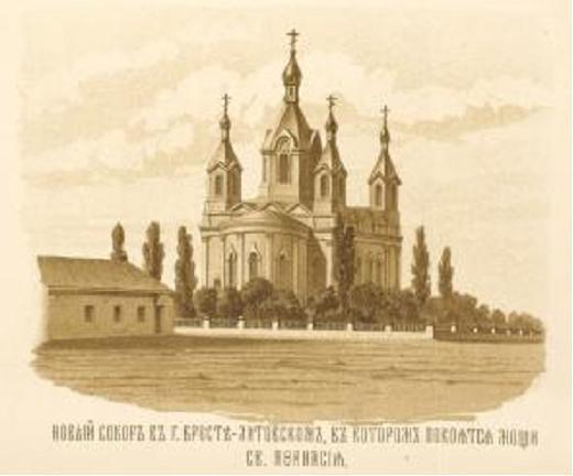 - Orthodox church of St. Simeon.