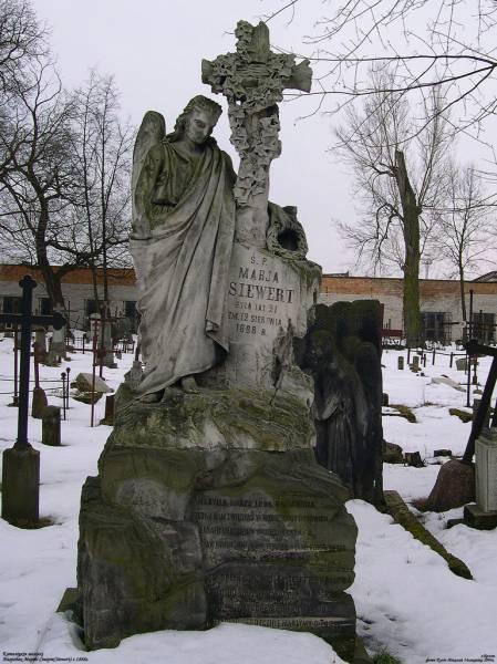 - Cmentarz katolicki.