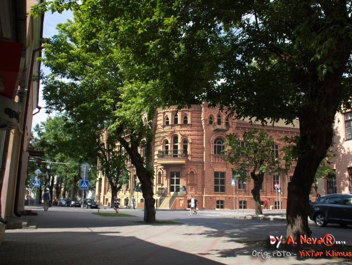 - Buildings from XIX - begining of ХХ cent. .
