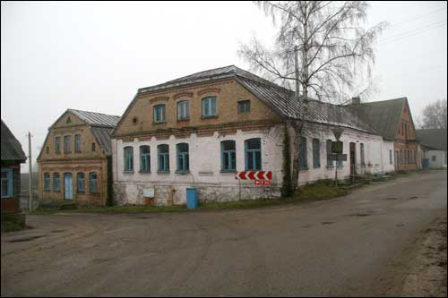 Svir. Buildings from XIX - begining of ХХ cent.
