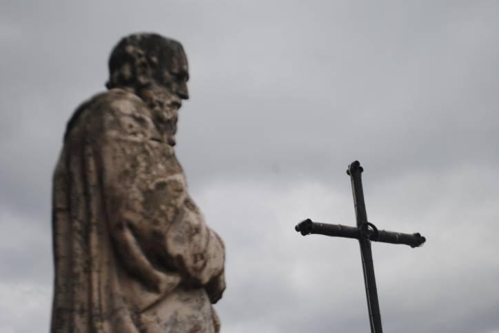 - Касцёл Святога Юзафа рамесніка.