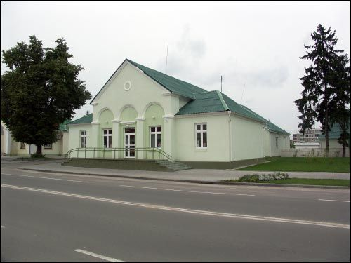Drahičyn. Catholic church