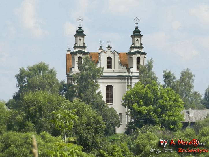 - Catholic church of St. Mary and the Monastery of Dominican.