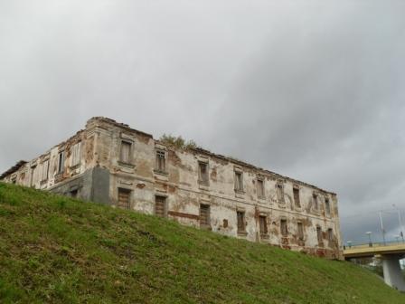 - Манастыр базыльянаў.