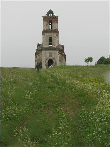 - Царква Святой Тройцы. (фота 07.06.2009)