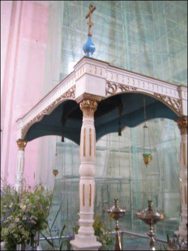 - Сабор Нараджэння Прасвятой Багародзіцы. Здымак зроблены 07.07.2006
