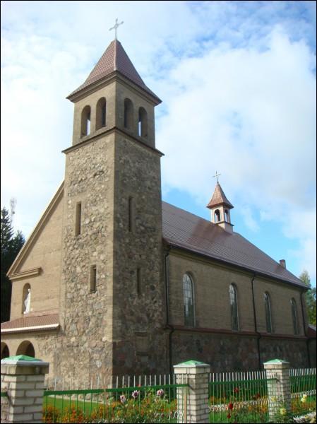- Kościół Niepokalanego Poczęcia NMP. Widok ogolny