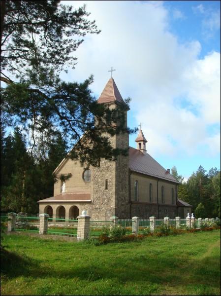 - Kościół Niepokalanego Poczęcia NMP. Idołcie