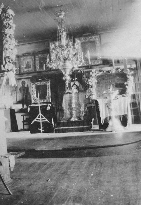 - Царква Успення Прасвятой Багародзіцы.