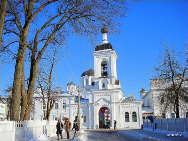 - Монастырь Спасо-Ефросиньевский.