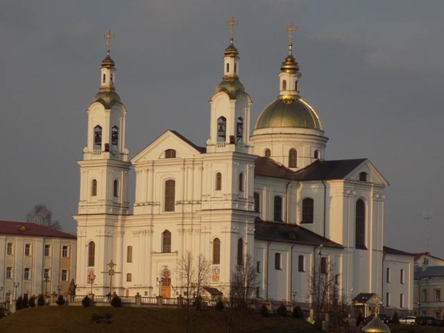 - Cerkiew Zaśnięcia NMP (sobór).