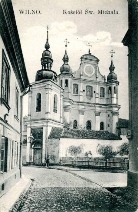 - Catholic church of St. Michael the Archangel and the Bernardine Convent.